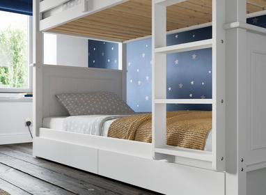 Kids Bunk Beds Drawers Kids Bedroom Furniture Kids Dreams