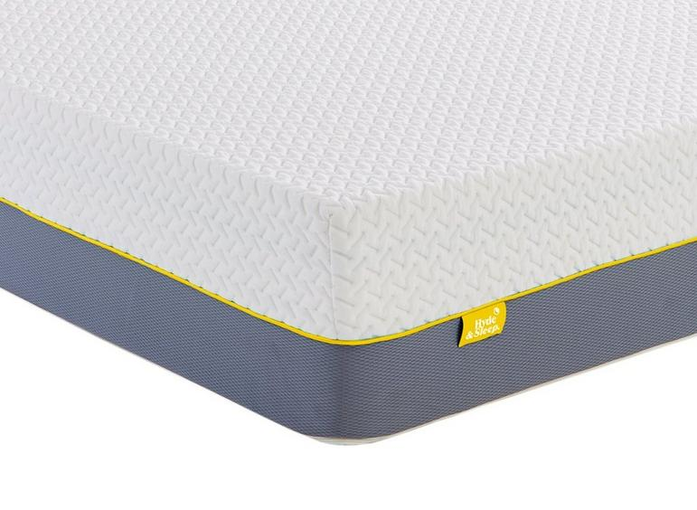 Hyde & Sleep Lemon Memory Foam Mattress