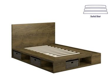 Wilkes Wooden Storage Bed Frame Free Delivery Dreams