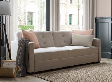 Belfast 3 Seater Clic Clac Storage Sofa Bed Sofa Beds Dreams