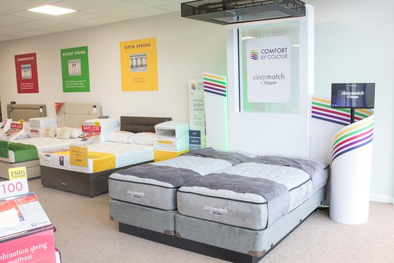 In Southport Beds Mattresses, Dream Bedding Southport