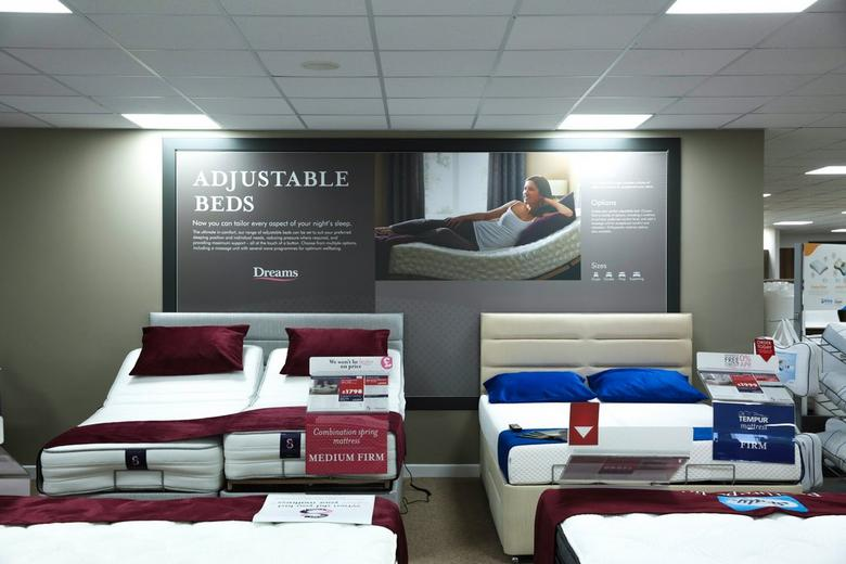 Dreams Store in Blackpool - Beds, Mattresses & Furniture  Dreams