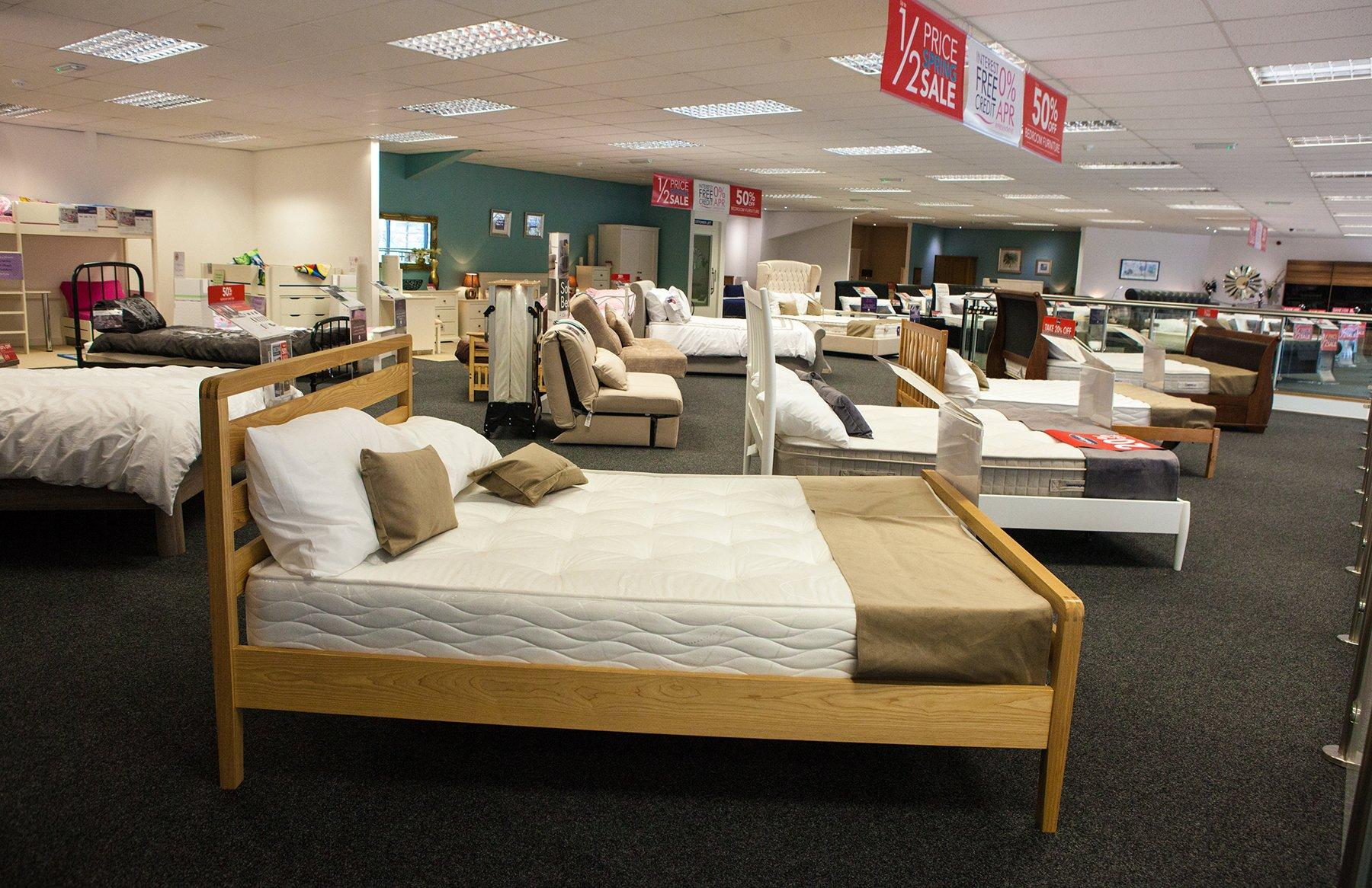 Picture of: Dreams Store In Leeds Crown Point Beds Mattresses Furniture Dreams