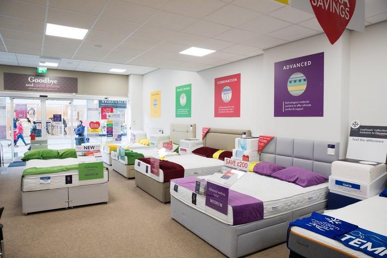 Dreams Store In Hemel Hempstead Beds Mattresses Furniture Dreams