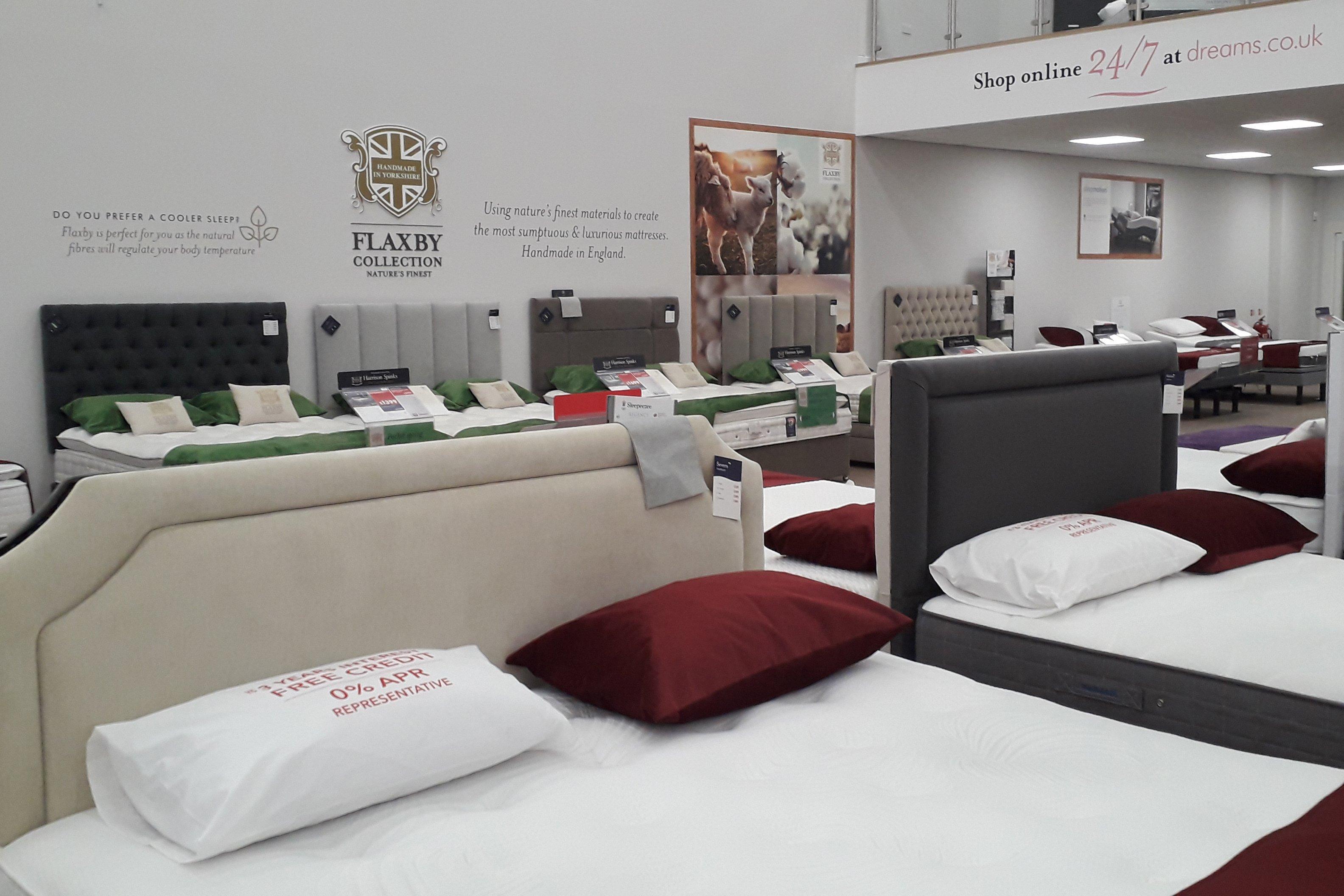 Dreams Store in Hull - Beds, Mattresses & Furniture  Dreams