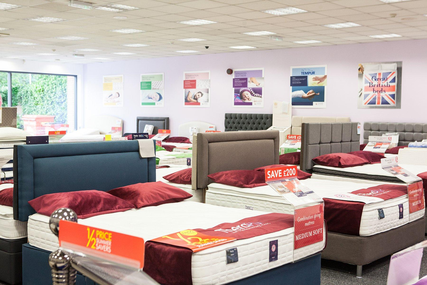 Dreams Store In Romford Beds Mattresses Furniture Dreams