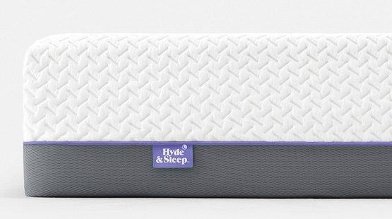 Lilac mattress