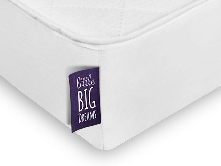 Quiet night mattress