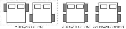 Drawer options