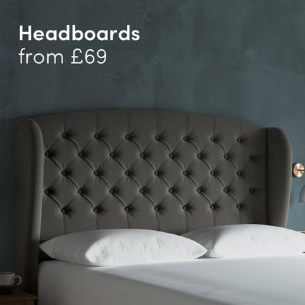 Headboards from £99