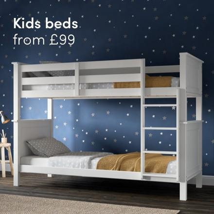 Kids beds from £99